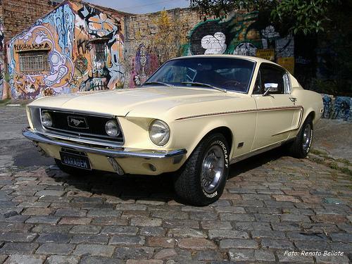 Mustang GT 1968