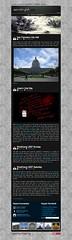 Minikin Dark Version (AsceticMonk) Tags: design blog wordpress tiny theme template woodenfish minikin