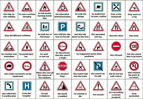 A Traffic Sign Story