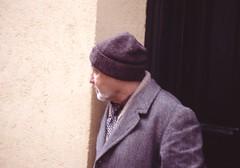 La espera (zokete) Tags: madrid film 35mm rastro