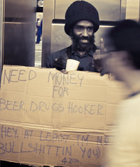 Need Money for Beer, Drugs, Hooker (Hey, At Least I