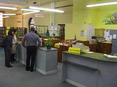 durban city library - inner section