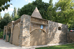 (matiya firoozfar) Tags: architecture canon persian iran tomb  esfahan isfahan  safavid   mausolem khansar eos400d matiya   matiyafiroozfar   firoozfar   400d  sarcheshme safavidarchitecture