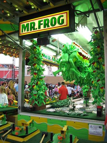 mr. frog!