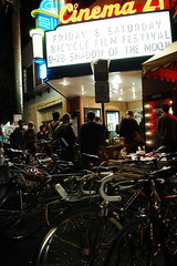 Bicycle Film Festival opening night-2.JPG
