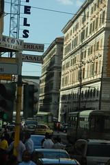 忙碌的羅馬街道