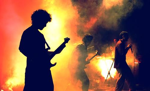 Música de Dios o del infierno