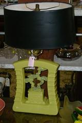 Asian 50s Lamp