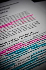 Day133: Flickr keeps you studying! (Socceraholic) Tags: pink blue school colors work flickr dof bokeh highlights days line papers maintenance letter 365 studying thermal 133 selective lightroom colorization thermodynamics project365
