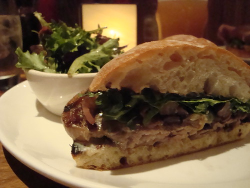 Tri-Tip Sandwich @ Westside Tavern