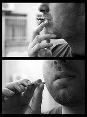 tobacco sequence (DISAMISTADE_my life is a reportage!) Tags: cigarette tobacco tabacco fumo sigarette