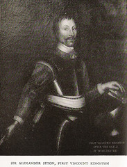 Sir Alexander Seton, 1st Viscount of Kingston