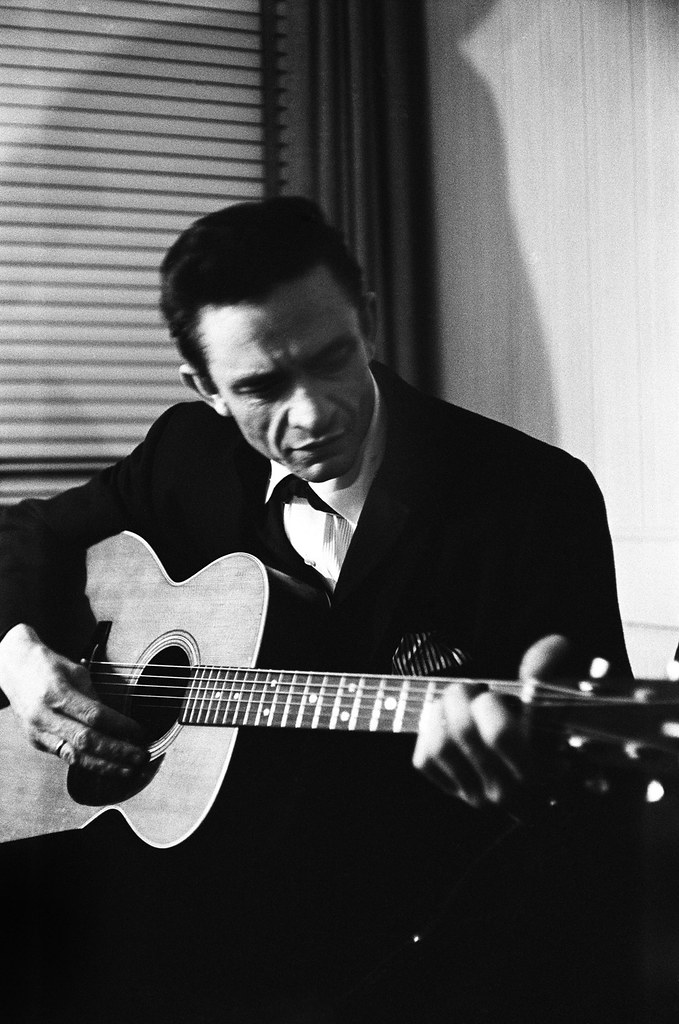 Sonic Editions - The Uncut Collection: Johnny Cash At The New York Folk Festival 1965