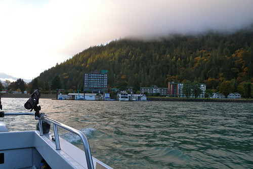 Harrison Hot Springs Resort, From the Water