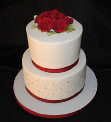 small wedding cakes with red roses the world s best photos of dragees and roses flickr hive 20246