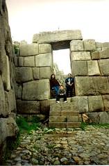 Saqsaywaman (Lalita..) Tags: 2001 familia cuzco cusco mam per verano vacaciones felipe norte vallesagrado desanimaux laparentela donpapi