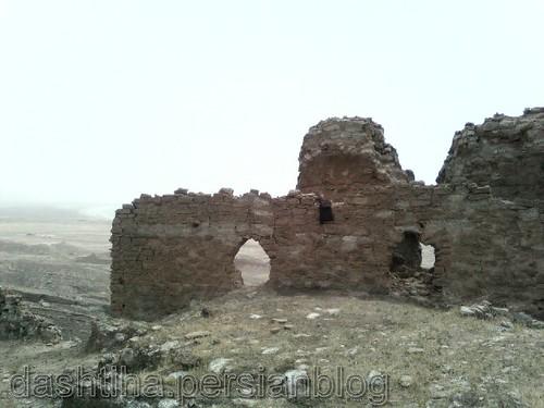 قلعه باستانی دختر
