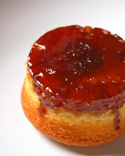 Pineapple Upside-down Cakelets