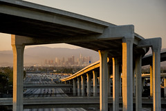 harbor freeway Interchange (gsgeorge) Tags: california city sunset mountains skyline smog losangeles highway automobile traffic engineering overpass massive freeway infrastructure interstate southerncalifornia sprawl epic extraordinary congestion interchange harborfreeway urbansprawl i105 i110 carpoollane pasadenafreeway centuryfreeway newtopography newtopographics hovlane engineeringmarvel stackinterchange southerncaliforniafreeways theendofwesterncivilization harborfreewayinterchange glennandersonfreeway judgeharrypregersonmemorialinterchange fivestackinterchange newtopographic