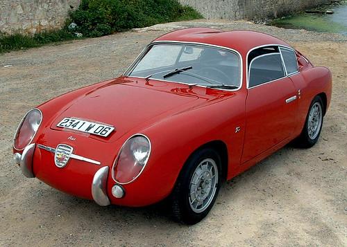 1956 Fiat Abarth 750 Zagato Corsa Coachwork By Carrozzeria Zagato