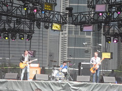 Lollapalooza Day 3 - The Cribs