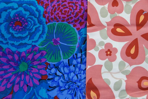 New Kaffe and Amy Butler Fabrics