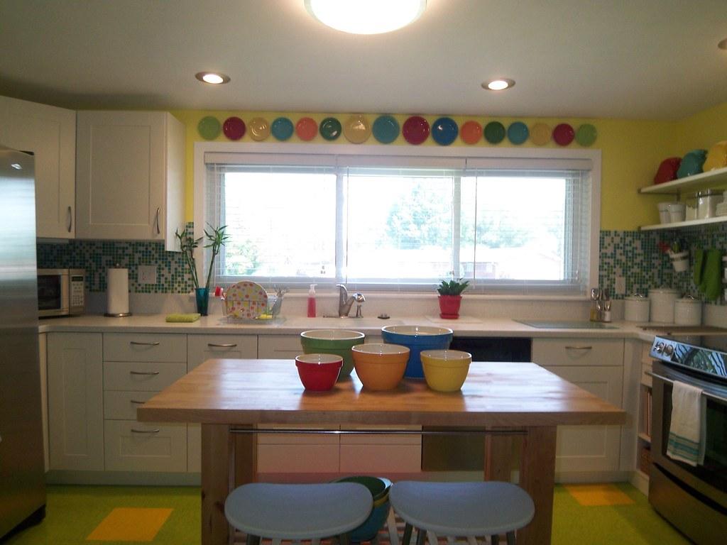 Lemongrass Paint Kitchen