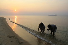 Sunrise, Lake Malawi