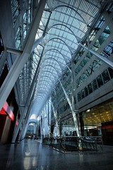 The Allen Lambert Galleria (Doug Mo (Gone Vagabonding)) Tags: toronto architecture buildings downtown financialdistrict calatrava bceplace hdr photoshopcs2 galleria santiagocalatrava 2007 canonefs1022mmf3545usm canon30d piratetreasure photomatixpro allenlambertgalleria allenlambert anawesomeshot diamondclassphotographer flickrdiamond lunarvillage dougmo shadowcaster57 brookfieldplace