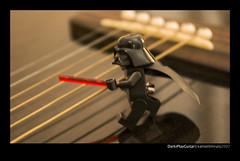 Darki_PlayGuitar (samothmruts) Tags: dark guitare darky jouer vador darkvador