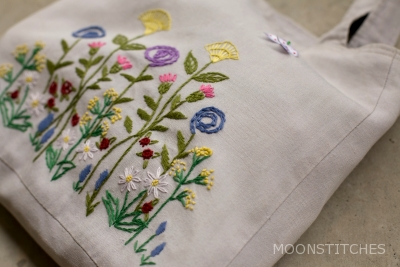 lovely embroidery...