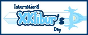 dia internacional de xklibur