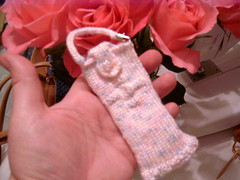 iPod Sleeve Finished