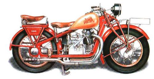 Jawa motociklu gamykla