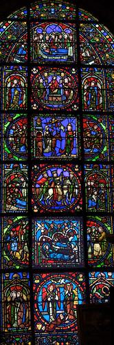 Vitrales Góticos (Saint Denis)