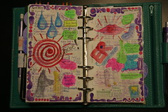 DIY Planner April 26- May 2, 2010 (jadecat23) Tags: diyplanner calendarart