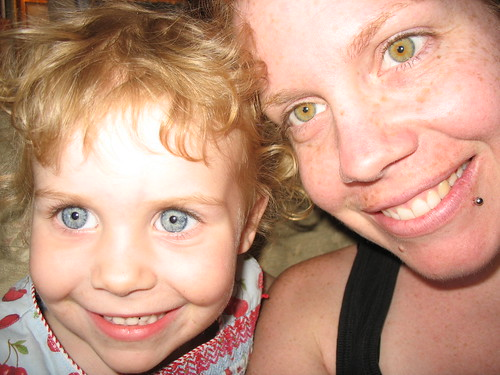 Fern and Mama