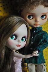 SARINHA e MAX