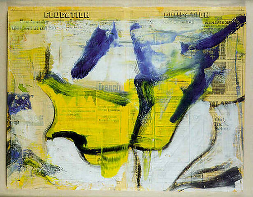 Willem de Kooning - Untitled