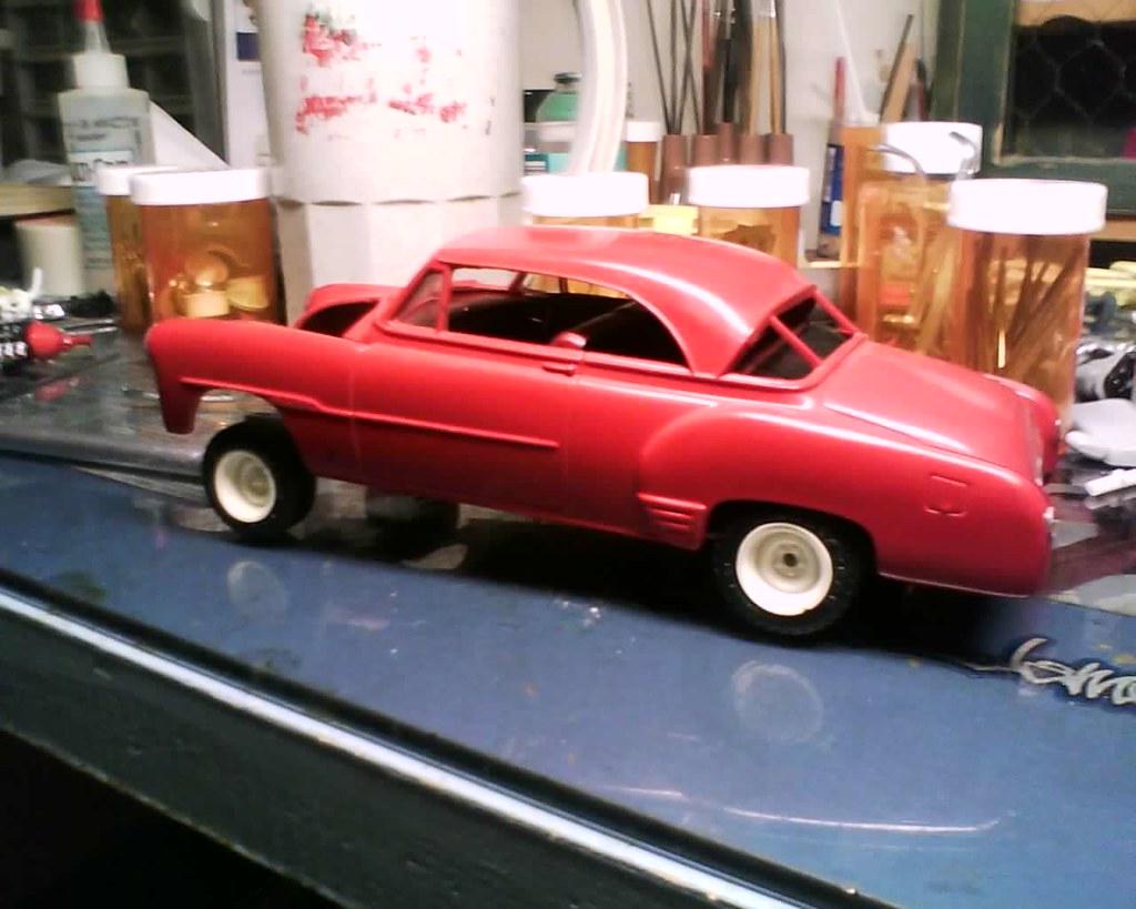 '51 Chevy De Luxe