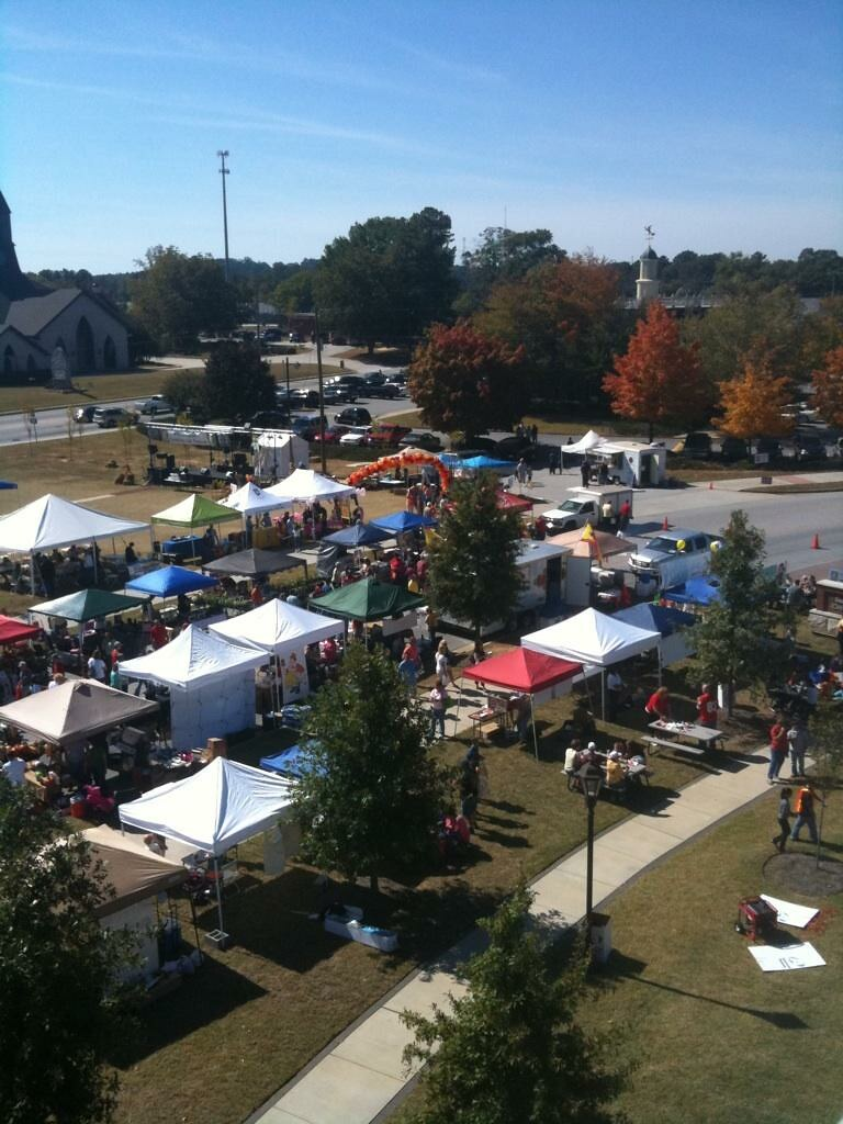 Snellville Fall Festival, October 23, 2010