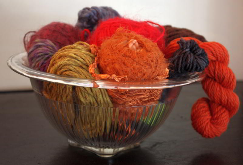 Mini Yarn Still Life