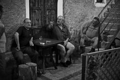 Cevo by night (il goldcat) Tags: italy mountain night canon blackwhite village alp alpi montagna brescia lombardia biancoenero notturno paesi cevo vallecamonica goldcat