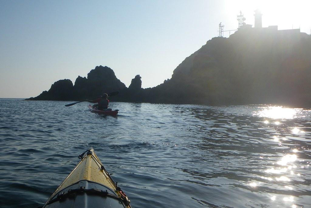 Cabo de Gata en kayak 506
