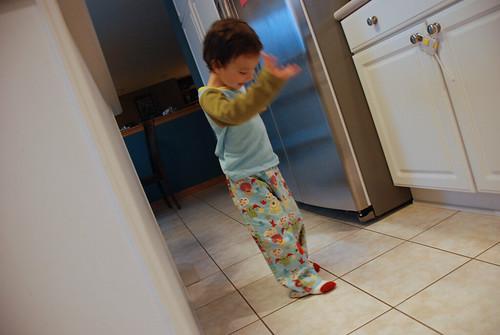 Pajama Dancing