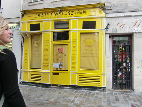 Sacha Finkelsztajn - Rue Des Rosiers