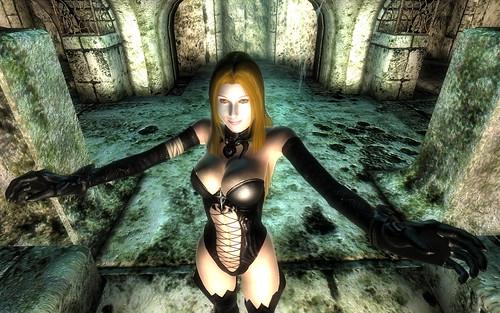 Arcanna's Flesh 12