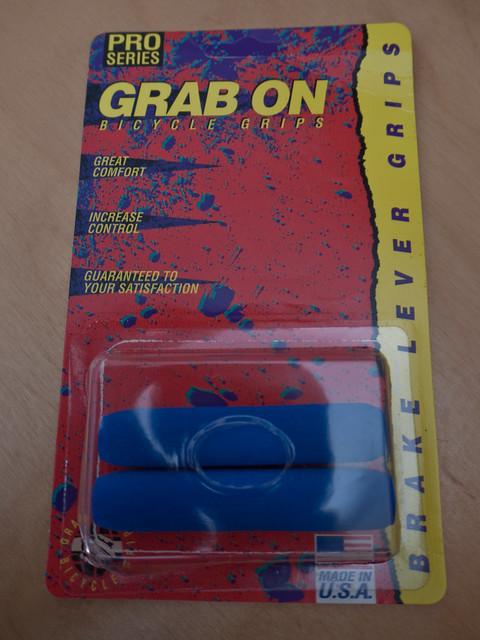 Grab On Brake Lever Grips