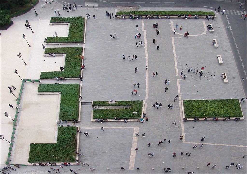 Point Zero ~ Parvis de Notre Dame de Paris ~ MjYj