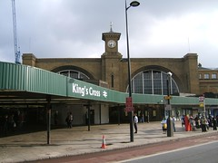 Picture of King's Cross Station